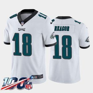 Philadelphia Eagles Jalen Reagor White Jersey